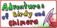 Adventures of Birdy and Chimera