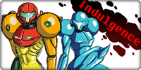 Indulgence-a Metroid comic